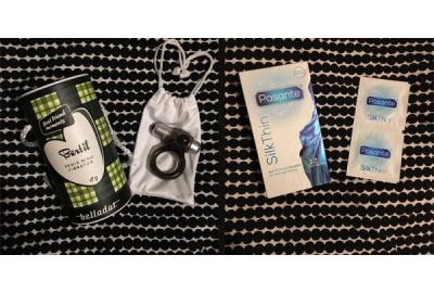 Pasante Silk Thin kondomit ja Belladot Bertil värisevä penisrengas testissä