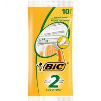 bic 2 sensitive 2-teräinen höylä edullinen