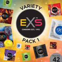 EXS Variety Pack 1, 42 kpl