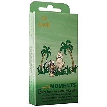 Amor Wild moments ribs & dots 12 kpl