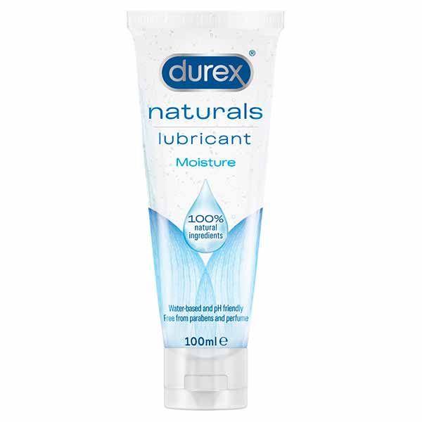 durex naturals moisture liukuvoide