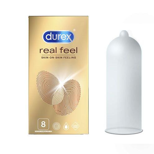 Durex Real Feel lateksiton kondomi