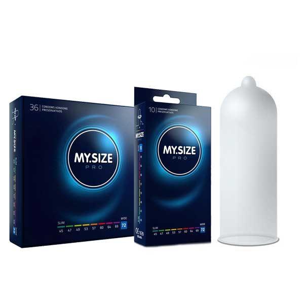 my.size pro 72 kondomit
