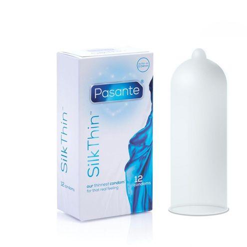 Pasante Silk Thin 12 kpl